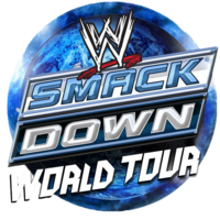 Smackdown World Tour 2012 Logo