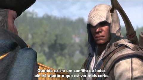 Inside Assassin's Creed III - Parte 3 4 Legendado