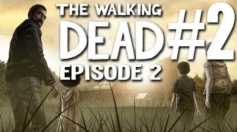 The Walking Dead - Episode 2 Starved for Help 2 - Let's Play The Walking Dead Gameplay German