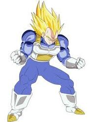 Super Vegeta