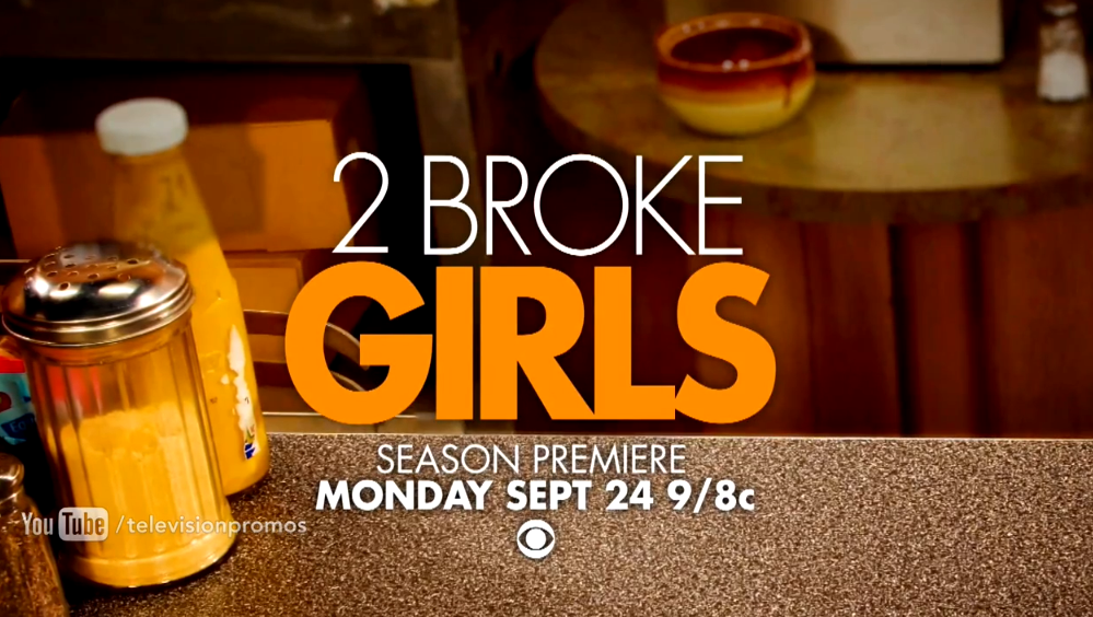 2 Broke Girls saison 3 en vostfr