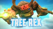 Tree Rex Logo