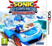 Sonic & All-Stars Racing Transformed (3DS) (EU)