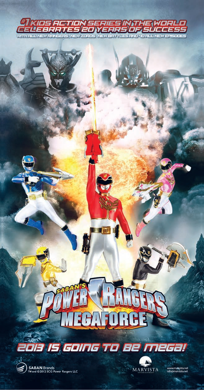 Power Rangers Megaforce - RangerWiki - the Super Sentai and Power