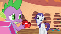 Rarity what S2E10