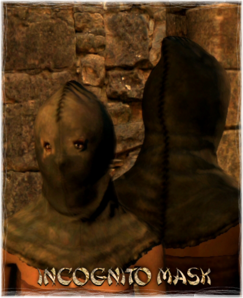 Armour Head Incognito Mask