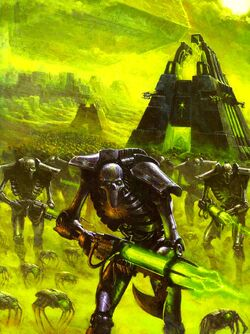 Necron Cover Art