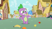 Spike can't put down S2E10