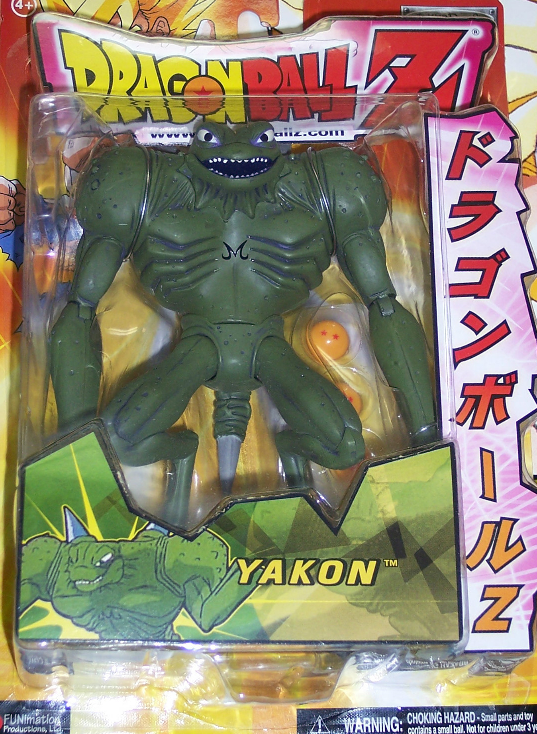 Yakon (Collectibles) -...