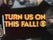 CBS-TV's Turn Us On Video Promo For Fall 1978