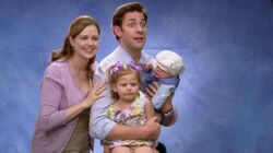 The Office Free Family Portrait