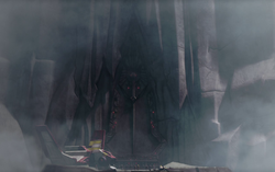 Grievous castle entrance