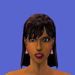 Bella Goth (The Sims console)