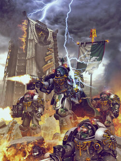 W40k dark angels by spawn237