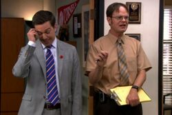 The Office Special Project Dwight Andy
