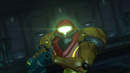 Room mw samus visor flash hd