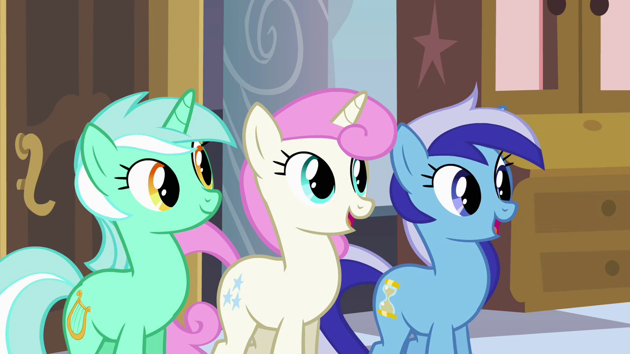Minuette My Little Pony Friendship Is Magic Wiki