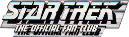 Star Trek The Official Fan Club logo