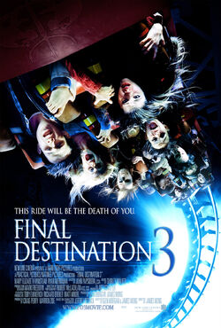 Final destination 3 poster