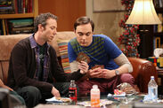 The Decoupling Fluctuation Sheldon and Stuart