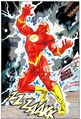 Flash Wally West 0112