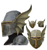 Dragon Knight's Helm CA