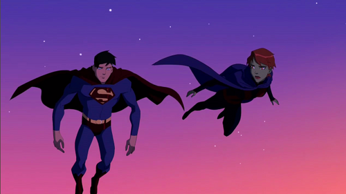 Image - Superboy is unpleased.png - Young Justice Wiki ...