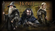The Hobbit ATA Art