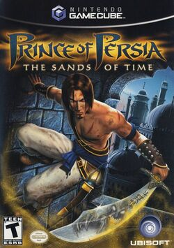 Prince of Persia The Sands of Time (GC) (NA)