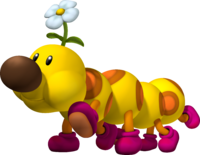 Wiggler (Mario Party DS)