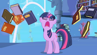 Twilight Sparkle Frustrated S1E1
