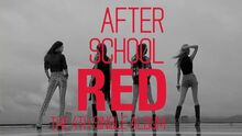 20110719 afterschool red blue teaser mv