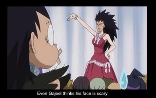 Gajeel to mira