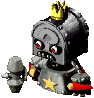 Smithy (Treasure Box Formation) Sprite (Super Mario RPG)