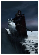 Jon Snow by Rene Aigner©