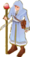 FE9 Rhys Priest Sprite