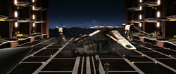 Theed Hangar BSV