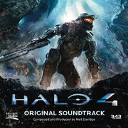 Halo 4 Orginal Soundtrack
