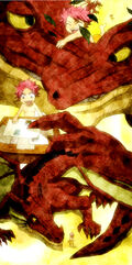 Natsu and Igneel Full