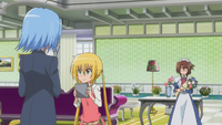 Zero-Raws Hayate no Gotoku! Can`t Take My Eyes Off You - 01 Title