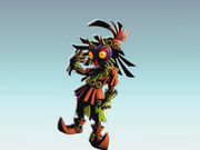 Skull Kid Chrged