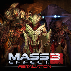 Mass Effect 3 Retaliation