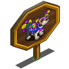 Carnival Dog Mastery Sign-icon