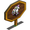 Spring Unicorn Foal Mastery Sign-icon