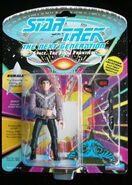 Playmates 1992 Romulan