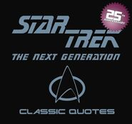 Star Trek Classic Quotes cover