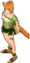 FE10 Lethe Cat (Untransformed) Sprite