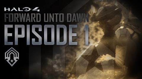 Halo 4 Forward Unto Dawn - Part 1