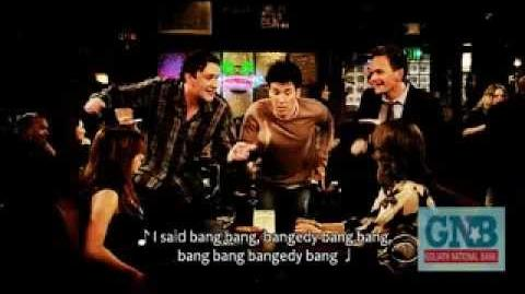 Bang Bang Bangity Bang - How I Met Your Music (GNB)