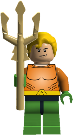 CGCJ Aquaman